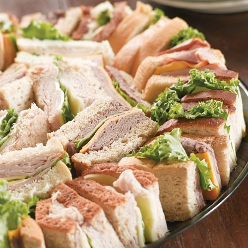 Deluxe sandwich platter per person islip country deli deluxe sandwich platter altavistaventures Image collections